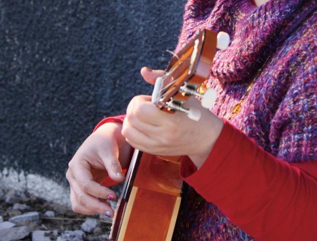 能動的音楽療法